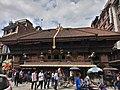 Aakash Bhairabh, Indra Chowk, Kathmandu1.jpg