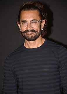 Aamir Khan Indian actor and director