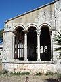 Abbazia di Santa Maria a Cerrate, ala porticata (Lecce).JPG