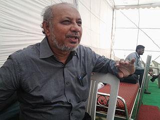 H Abdul Raqeeb Social activist