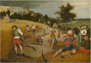 Abel Grimmer - Summer, 1607