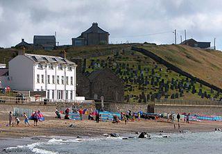 Aberdaron Human settlement in Wales