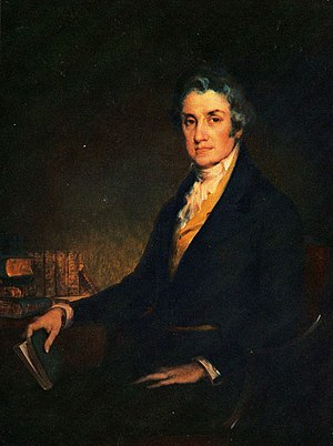 Georgia's at-large congressional district - Image: Abraham Baldwin by Naegele