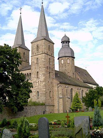 Marienmünster - Former abbey church