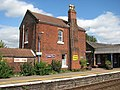 Acle railway station - the station house - geograph.org.uk - 1477340.jpg