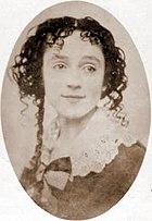 Adah Isaacs Menken, age 19, 1854-55