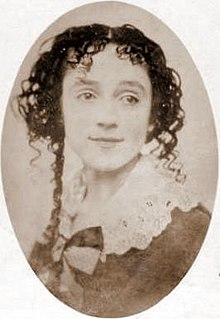 Adah Isaacs Menken , Creole actress, painter and poet