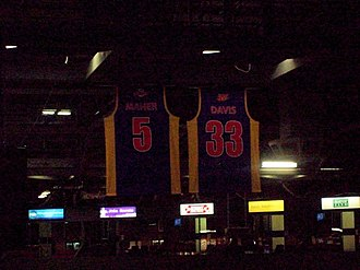 Adelaide 36ers - Image: Adelaide 36ers retired numbers