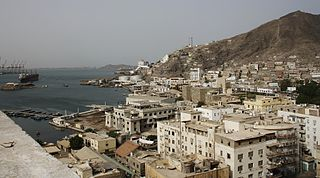 Aden Port city and temporary capital of Yemen