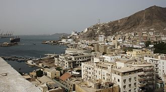 Aden - Image: Aden. Steamer Point. Aug 2013 (9727325813)