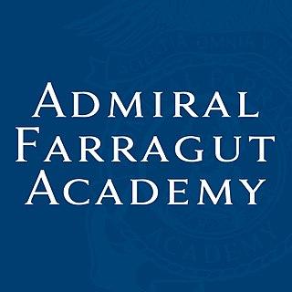 Admiral Farragut Academy College preparatory boarding school, day school, and military academy (honor naval school) school in St. Petersburg, , Florida, USA