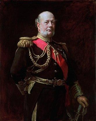 Frederick Richards - Admiral Sir Frederick Richards