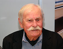 Adolf Born - Book World Fair 2010 Prague.jpg
