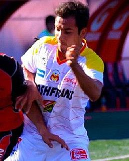Adrián Aldrete Mexican footballer