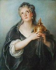 Adrienne Lecouvreur, as Cornelia in