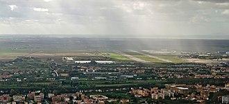 Pisa International Airport - Aerial view