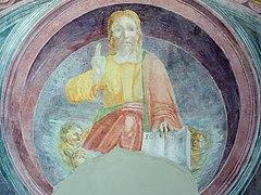 Affresco Dio Padre Chiesa di San Giorgio Brescia.jpg