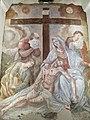 Affresco sul Santuario del SS Crocifisso di Brienza- la Deposizione.jpg
