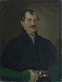 Aghaton Hovnatanian, portrait of P. Aghzamanov.jpg