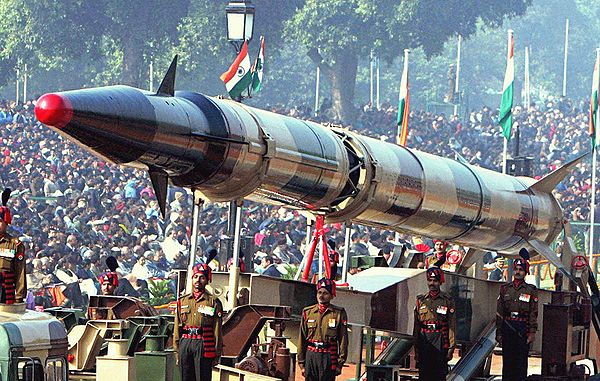 intercontinental ballistic missile india - HD1440×810