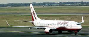 Boeing 737-800 (D-<span class=