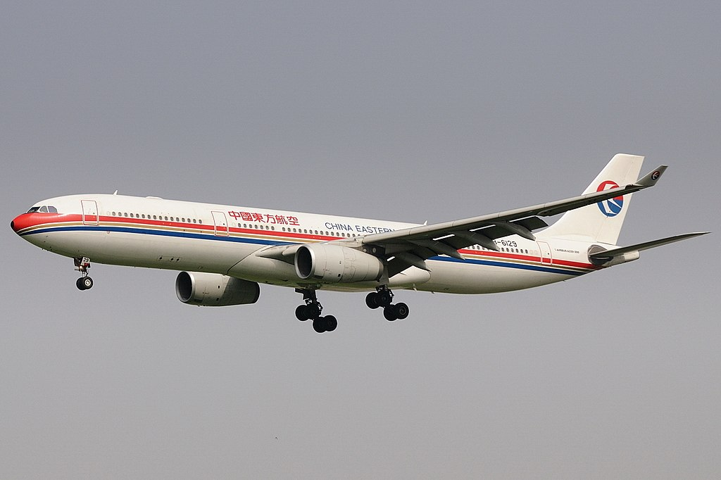 File airbus a330 343x china eastern airlines wikimedia commons - China eastern airlines vietnam office ...