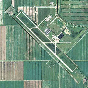 Airglades Airport - 2006 USGS airphoto