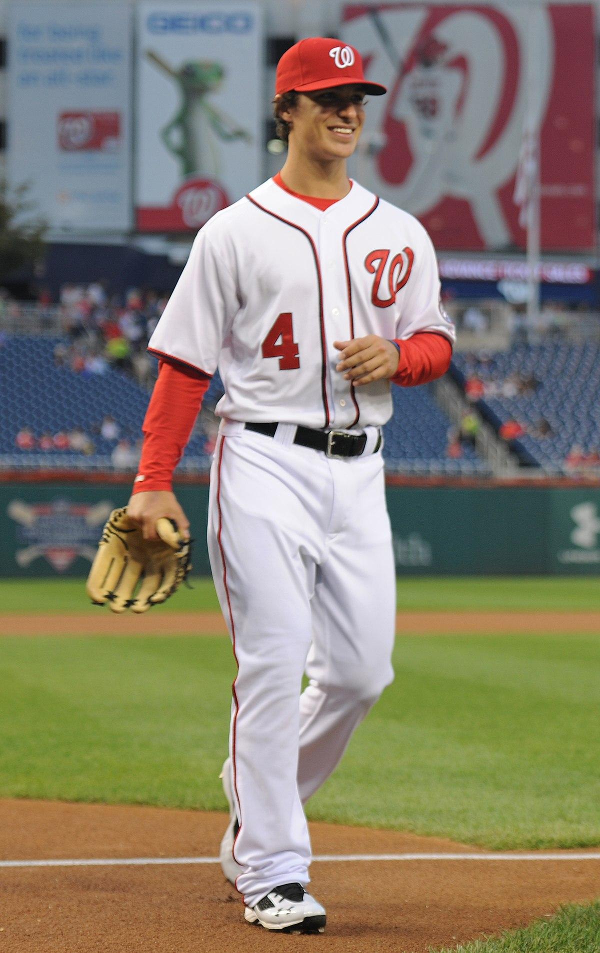 Zach Walters Baseball Wikipedia