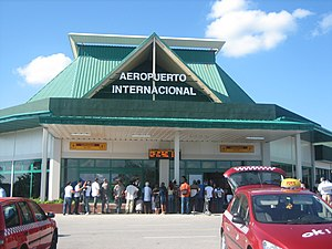 Frank País Airport - Image: Airport Holguin