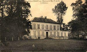 Aix-en-Issart - Chateau