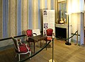 Ajaccio, maison bonaparte, salotto 01.jpg