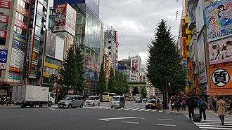 Akihabara - Akihabara in 2017