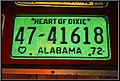 Alabama 1972 license plate.jpg