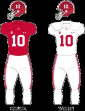 Алабама малиновая футбольная форма.png