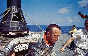 Alan Shepard pouso