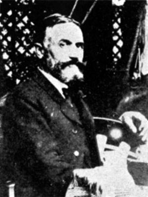 Albert Koebele - Albert Koebele