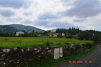 Albières - Image: Albieres, General View
