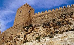 Alcazaba of Almería - Image: Alcazaba Almería 007