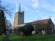 Aldenham, Church of St John the Baptist - geograph.org.uk - 93970.jpg