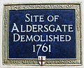 Aldersgate 1761 plaque.jpg
