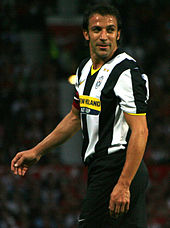 Alessandro Del Piero made a record 705 appearances for Juventus 50eeb6626