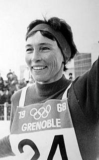 Alevtina Kolchina former Russian skier