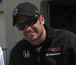 Alex Tagliani 2009 Indy 500 Second Qual Day.JPG