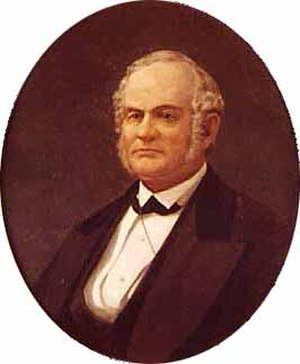 Minnesota Territory - Image: Alexander Ramsey, 2nd Governor of Minnesota