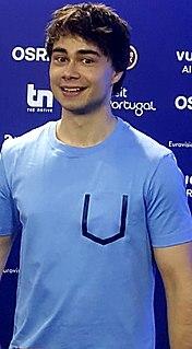 Alexander Rybak Norwegian singer, actor, violinist, composer, pianist