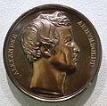 Alexander von Humboldt by Henri Francois Brandt, 1828 - Bode-Museum - DSC02834.JPG