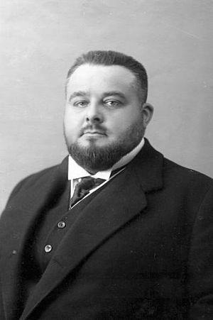 Alexei Khvostov - Aleksey Khvostov