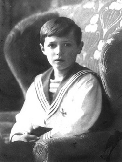 Alexis Nicolaevitch de Russie