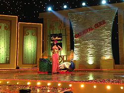 Alisha Pradhan stage performance.JPG