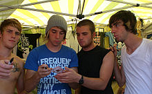 All Time Low 27. detsember 2010